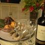 (8) 蜜月專案還贈送紅酒增加氣氛.JPG
