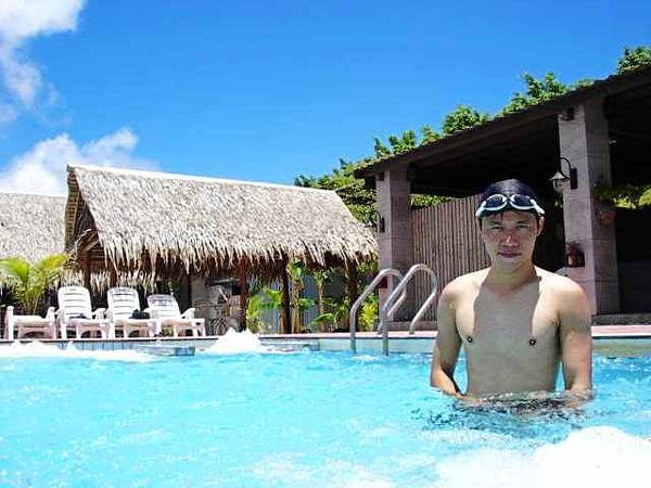 度假村sap游泳池