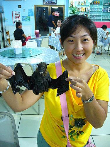 蝙蝠湯(照片提供:小白)