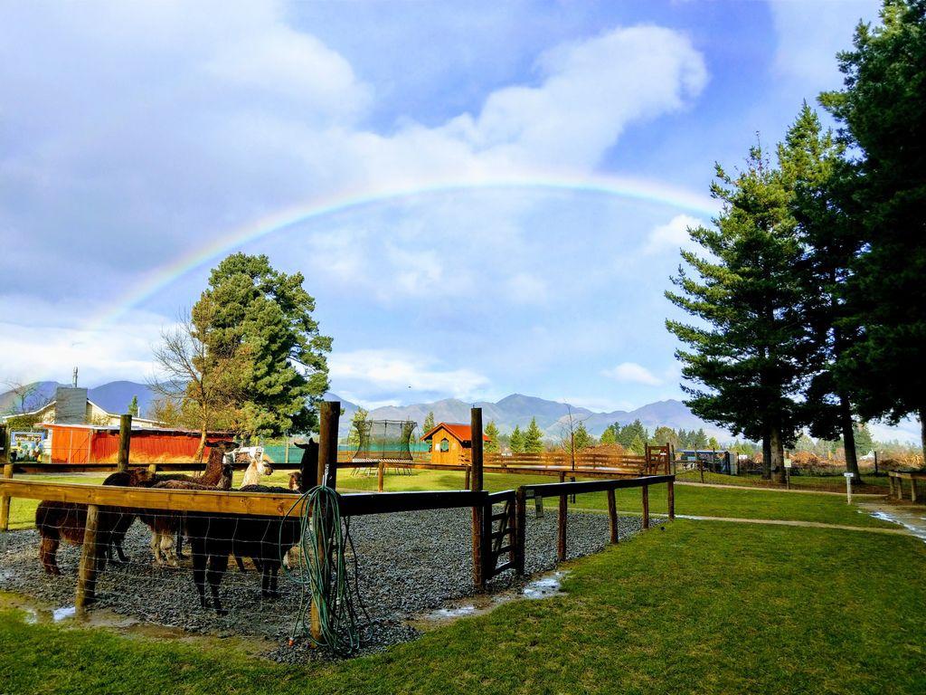0最美的彩虹