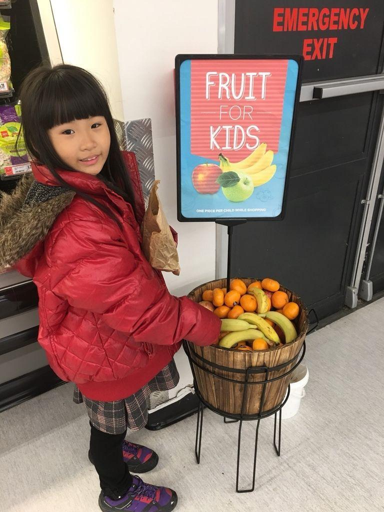 1超市水果