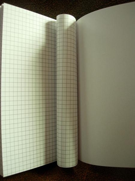行事曆 - 後面的筆記處