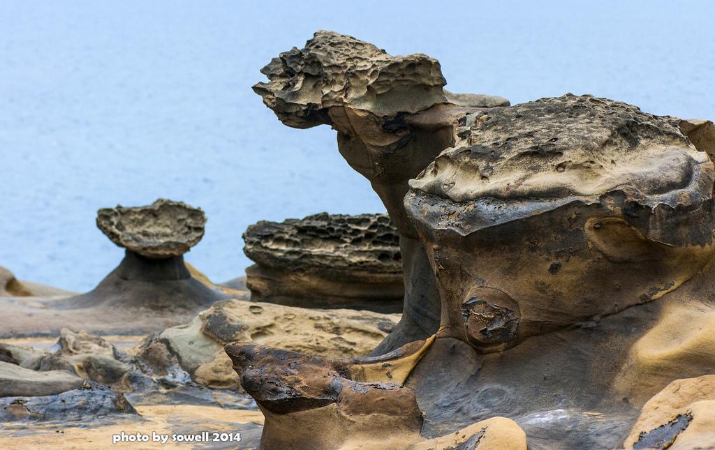 番仔澳奇岩
