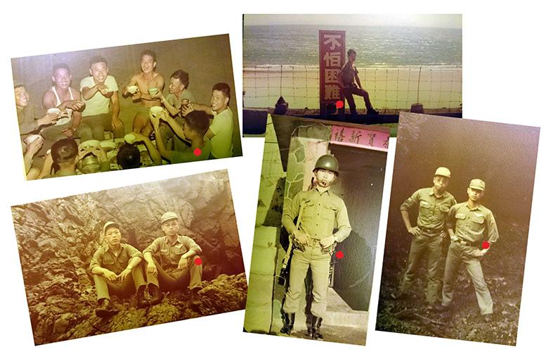 軍旅生活影像