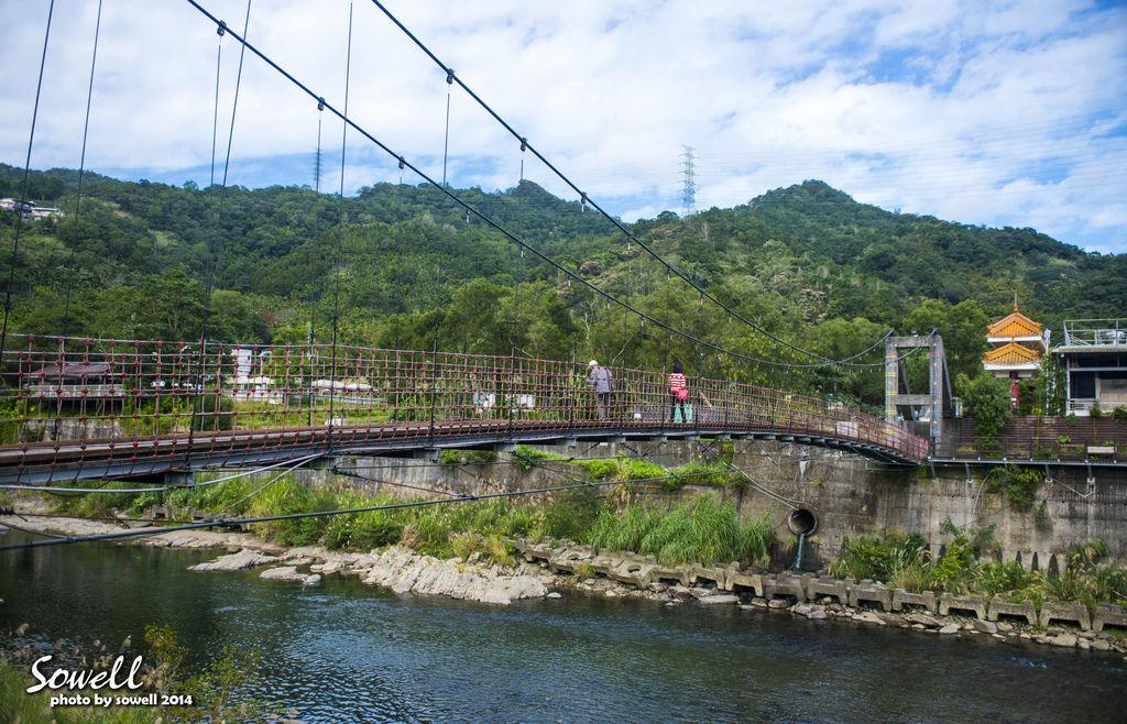 水柳腳吊橋
