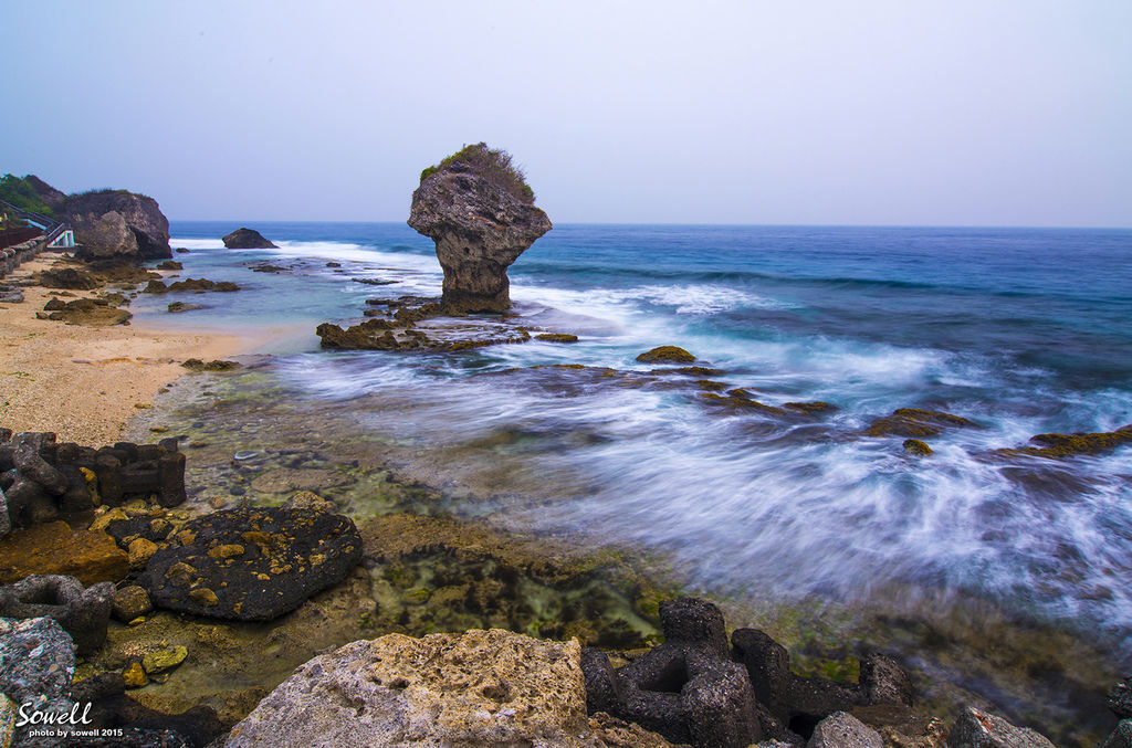 小琉球地標花瓶岩.JPG