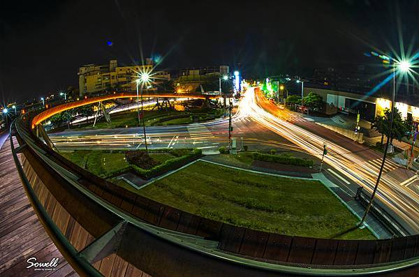 鶯歌步道天橋