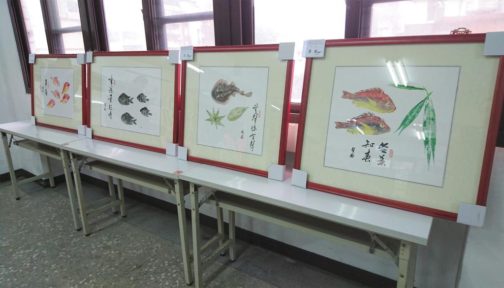 魚拓藝師監外班