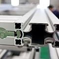 「受興」所製造的結構材,堅固且頻質優良。