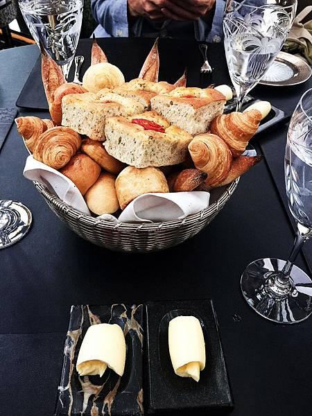 澳門新葡京酒店Robuchon au Dôme 天巢法國餐廳~米其林餐廳