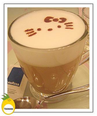 kitty咖啡