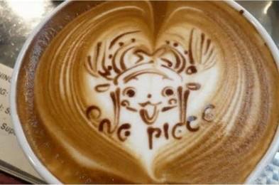 海賊王喬巴咖啡
