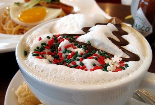 聖誕節咖啡