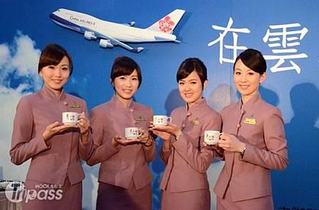 台南東山咖啡入菜 華航新飛機餐日韓線嘗鮮