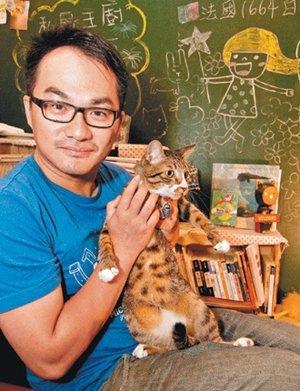 貓咖啡風潮 從台灣燒向世界