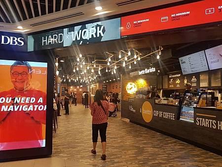 【生活雜記】星展銀行變身咖啡廳 新加坡去年底首見