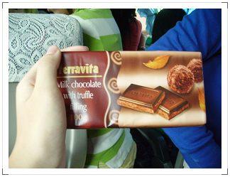 很很很甜的牛奶巧克力