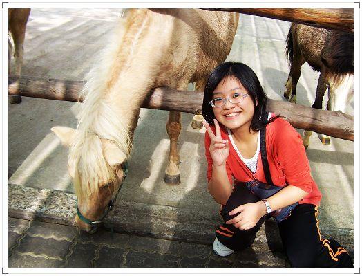 白馬跟育文