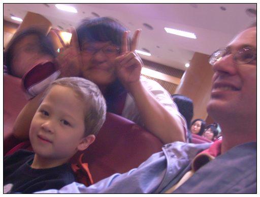 cirs跟他的兒子