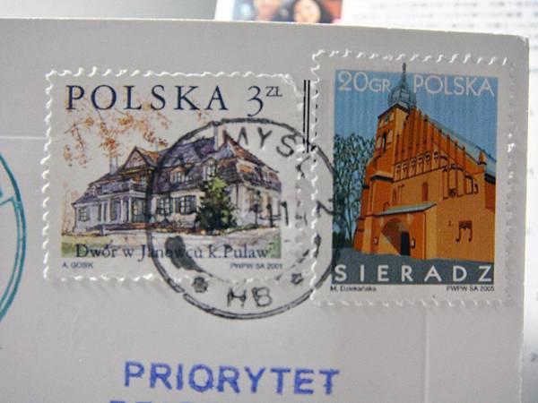 (4)PL-259396 Poland-Ewima郵票.JPG