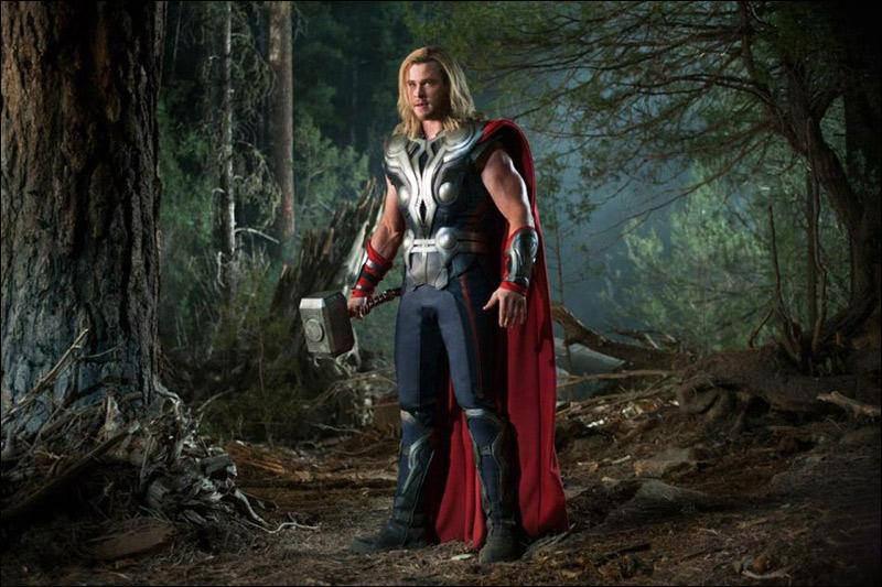 復仇者聯盟-雷神索爾-Thor