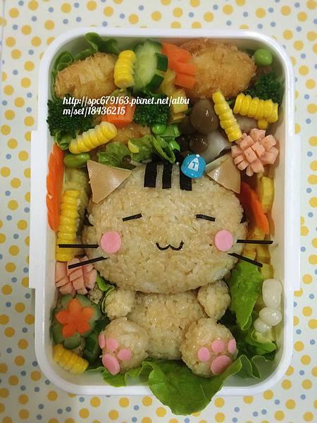 貓貓-藝術便當