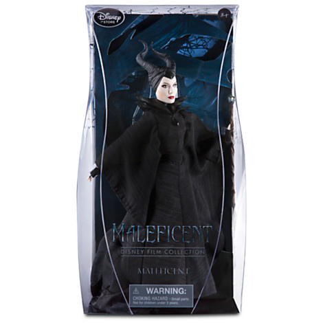 maleficent disney film collection doll