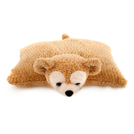 duffy the disney bear plush pillow