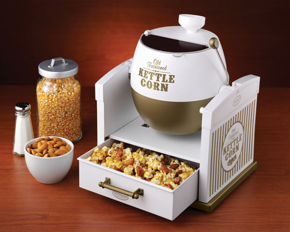 Kettle-Corn-Maker