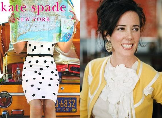 kate spade founder