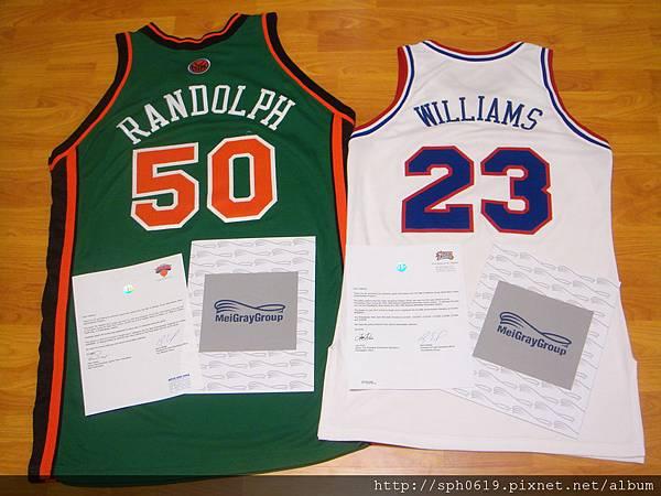 Z.Randolph & L.Williams