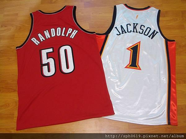 Randolph + Jackson