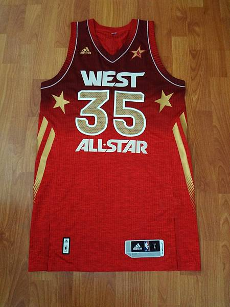 KD 2012 ASG Jersey