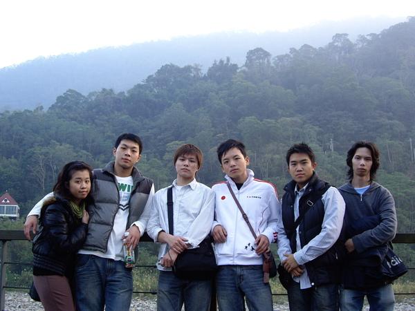 2008內灣合照