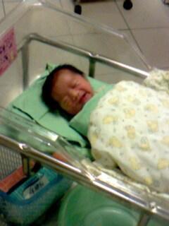 2008-01-25出生第三天