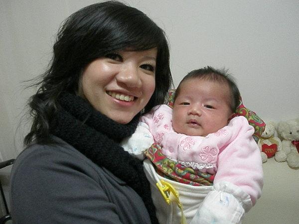 2008-02-26秝萓跟媽媽