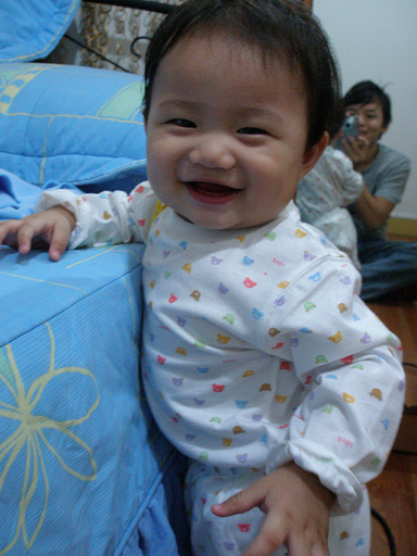 小寶貝笑開懷