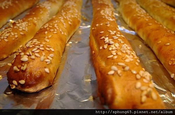 義大利麵包條