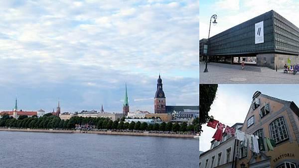 Riga, Lativa 里加, 拉脫維亞