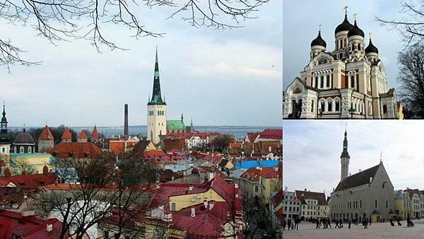Tallinn, Estonia 塔林, 愛沙尼亞