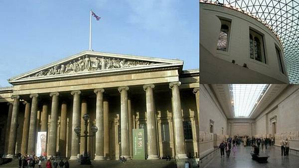 倫敦 London 大英博物館