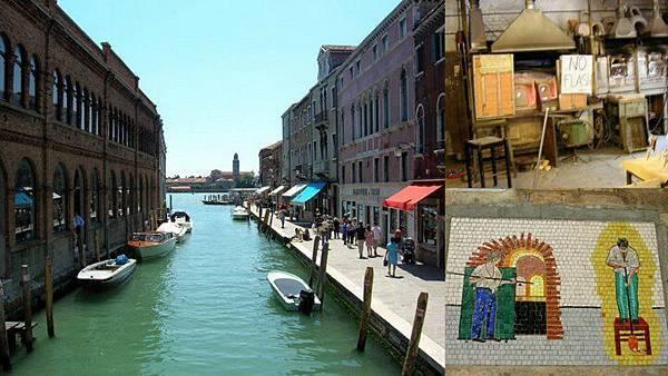 威尼斯 Venice Murano玻璃島