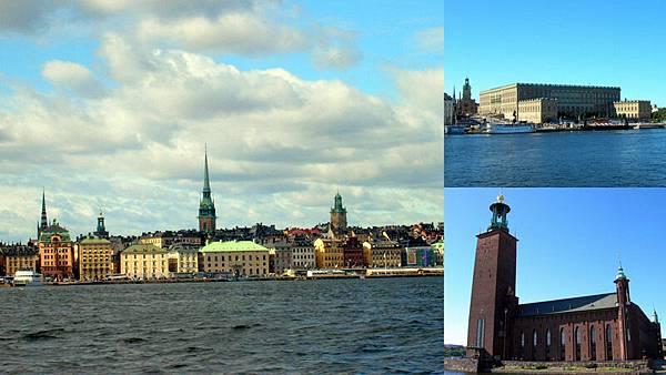 Stockholm  斯德哥爾摩