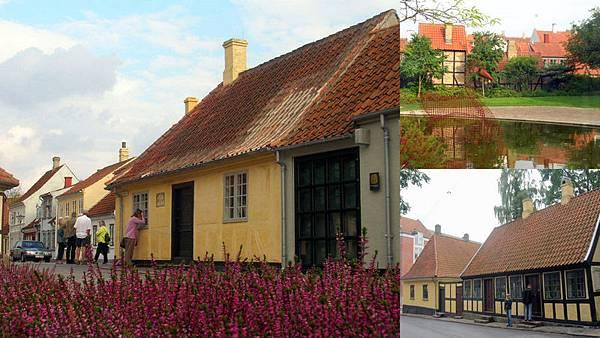 Odense 安徒生的故鄉