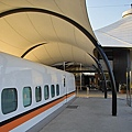 新竹高鐵探索館1比1車廂模型近景.jpg