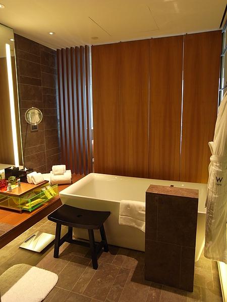 台北市W Taipei:Fabulous Guest Room (23).JPG