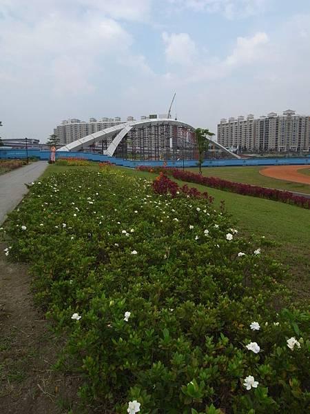 台北縣新店市陽光橋 (14).JPG