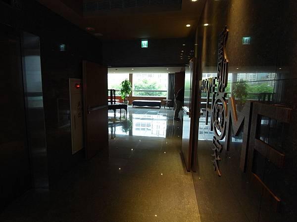 台北市HOME HOTEL:大廳.JPG