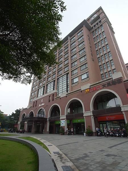 台南市成大會館:外觀.JPG