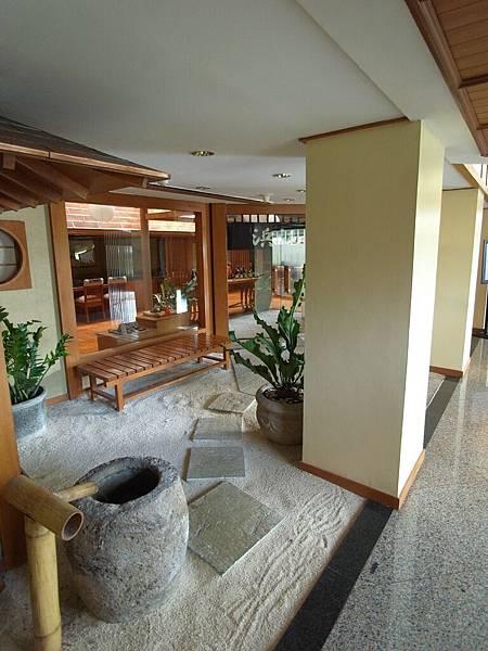 印尼峇里島THE WESTIN RESORT NUSA DUA BALI:HAMABE餐廳1 (1).JPG